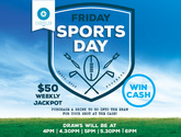 Friday Sports Day